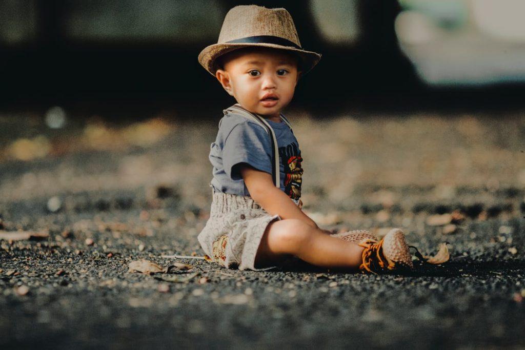 Plantillas infantiles niño niña